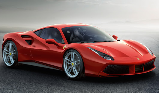 Ferrari 488 GTB Revealed, Packs 660-HP Twin-Turbo V-8: Video