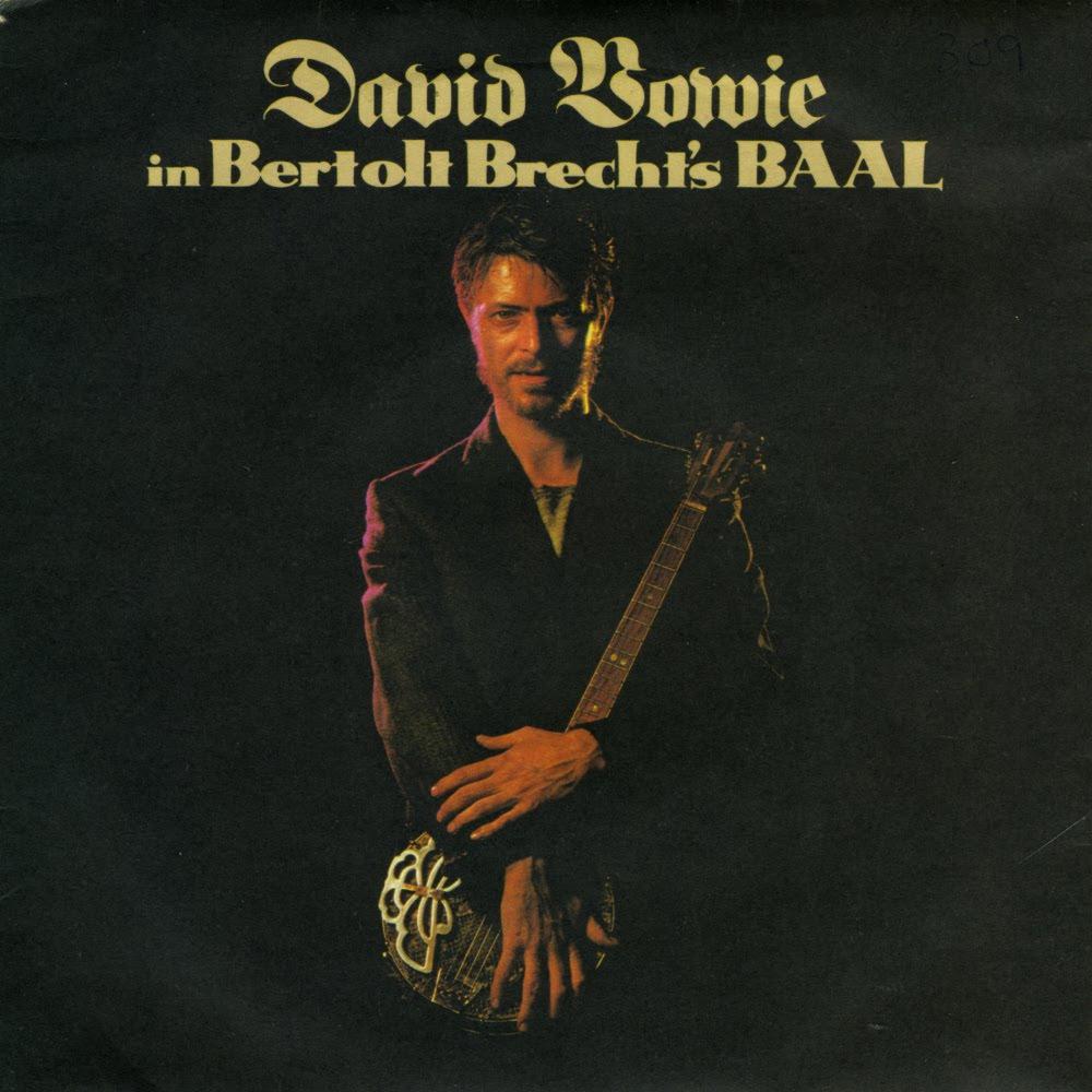 Bowie canta a Brecht, 1982