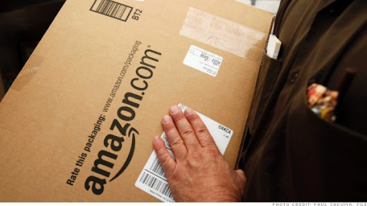 Amazon Prime to offer free same-day delivery