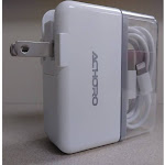 Achoro Dual USB Ports Wall Charger - Charging Cable for iPhone, iPad
