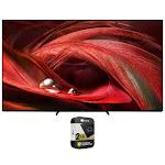 "Sony XR75X95J 75"" X95J 4K UHD Smart TV 2021 w/ Premium 2Year Extended Protection Plan"