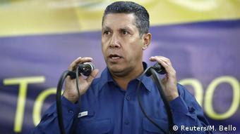 O Xένρι Φαλκόν ήταν ο κύριος αντίπαλος του Τσάβες στις εκλογές