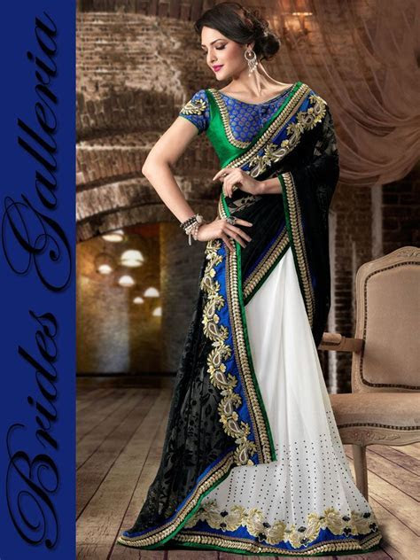 1000  images about CLOTHING   HALF SAREES on Pinterest