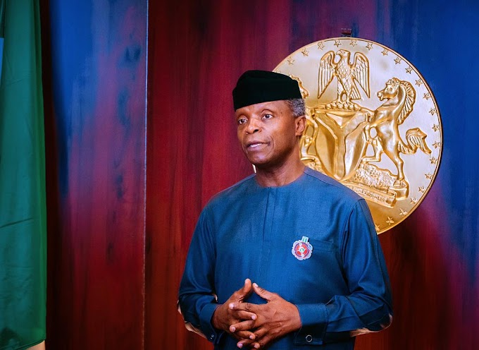 Osinbajo to lead discussions at Banks's CEOs Summit on Economic Growth tomorrow