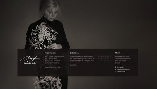 darksites15 50 Diseños web oscuros para inspirarte