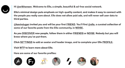 Why Ello isn't the new Facebook (and the reason has nothing to do with technology)