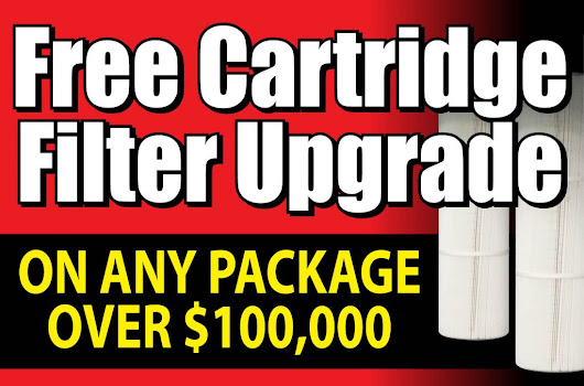 December Special: Free Cartridge Filter Upgrades - Reliant Finishing Systems