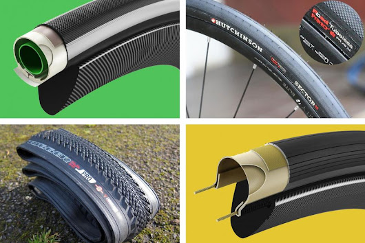 Beginner's guide to bicycle tyres: everything you need to know about clinchers, tubulars, tubeless and more | road.cc