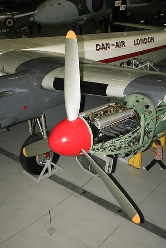 G-ANTK engine detail