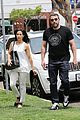 ben affleck and female friend head out 02