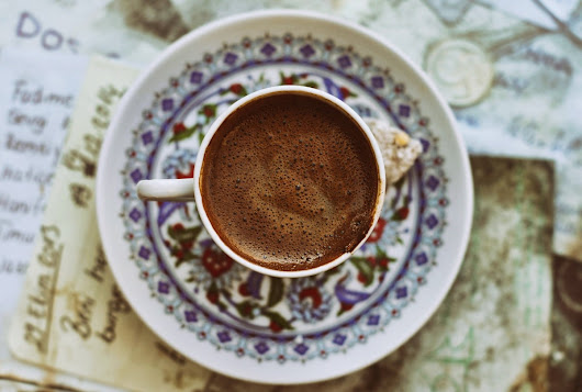 How to Drink: Turkish Coffee | Travel Gluttons