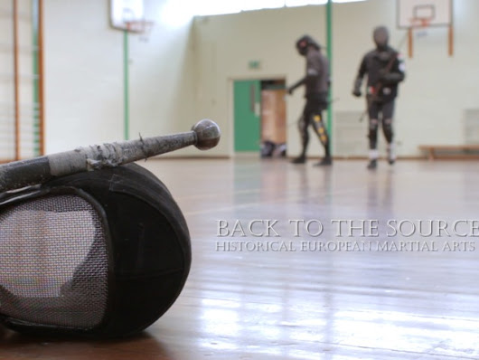 BACK TO THE SOURCE: Historical fencing documentary