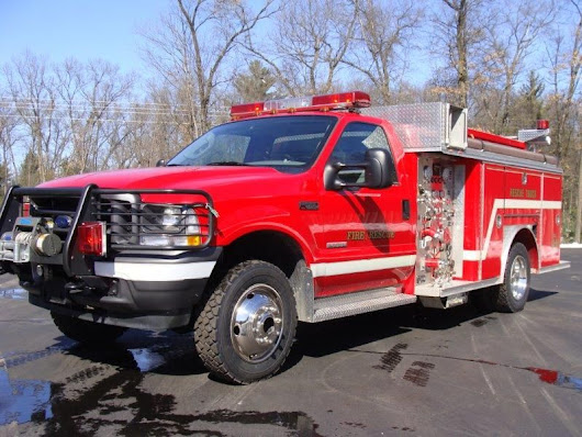 Fenton Fire trucks, new listings.