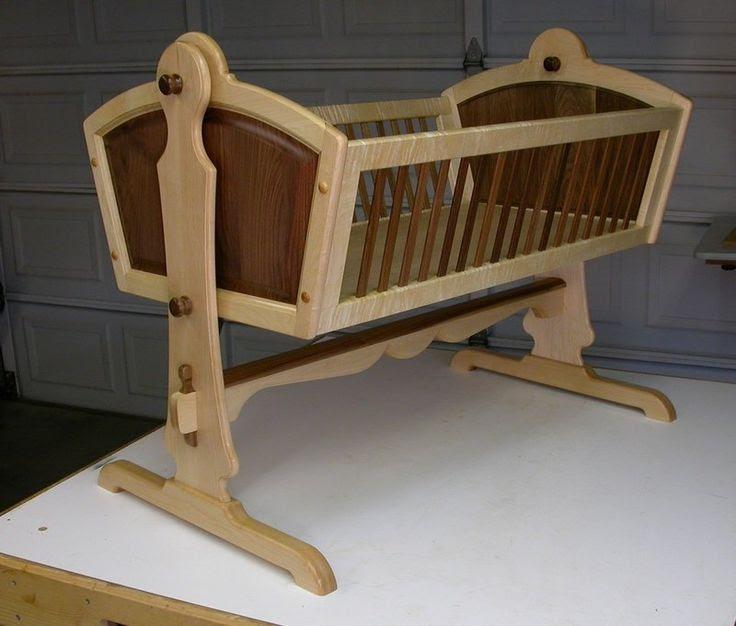 Building a Baby Cradle | Baby Cradle Plans