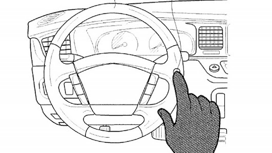 Report – Hyundai patent hints at touch-sensitive controls