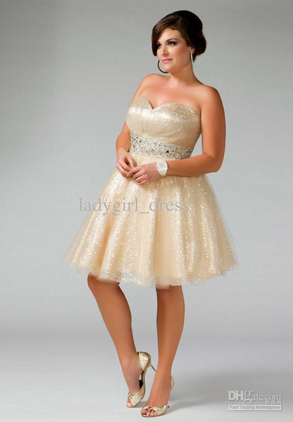 Plus size strapless evening dresses