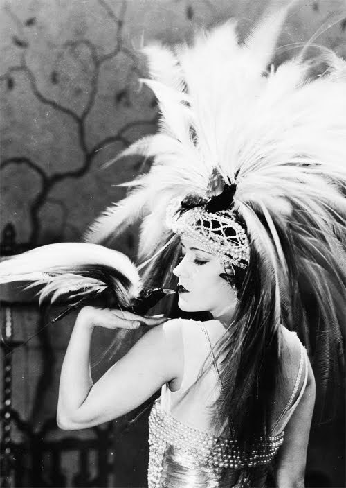 "mothgirlwings:  Gloria Swanson in ""Her Gilded Cage"" (1922)"