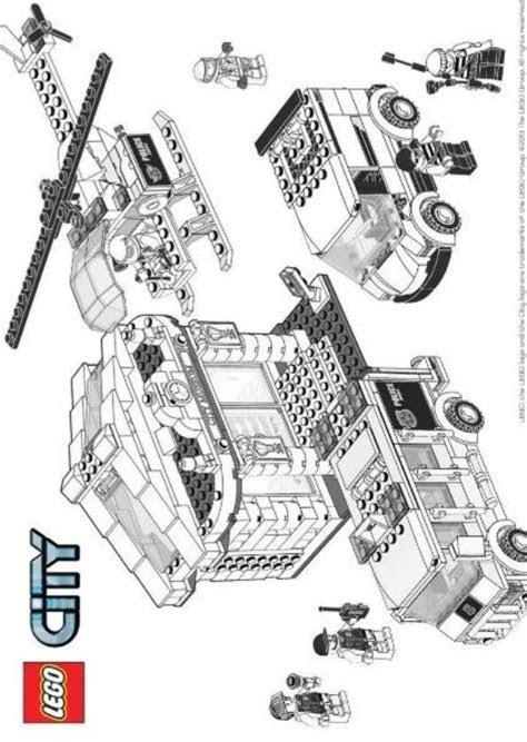 gratis malvorlagen lego city  kostenlose malvorlagen ideen