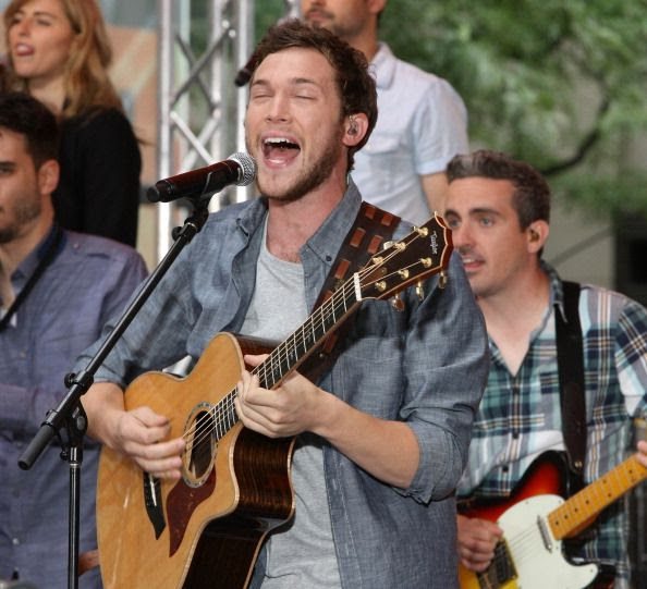 Phillip Phillips : Today (June 2014) photo 451319514.jpg