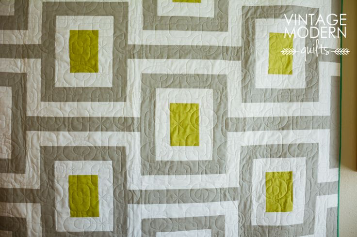 Modern Quilts Patterns | Vintage Modern Quilts Pattern Co.