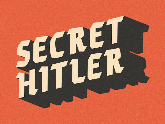 Secret Hitler by Max Temkin — Kickstarter