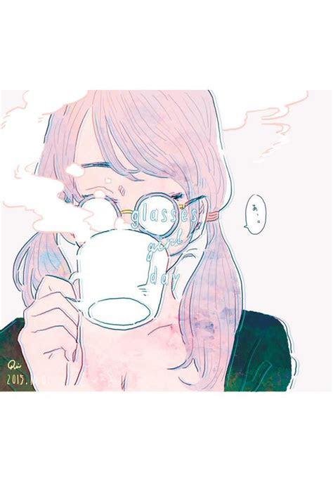 glasses girl day