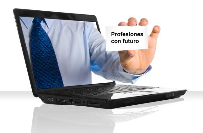 Resultado de imagen de profesiones con futuro
