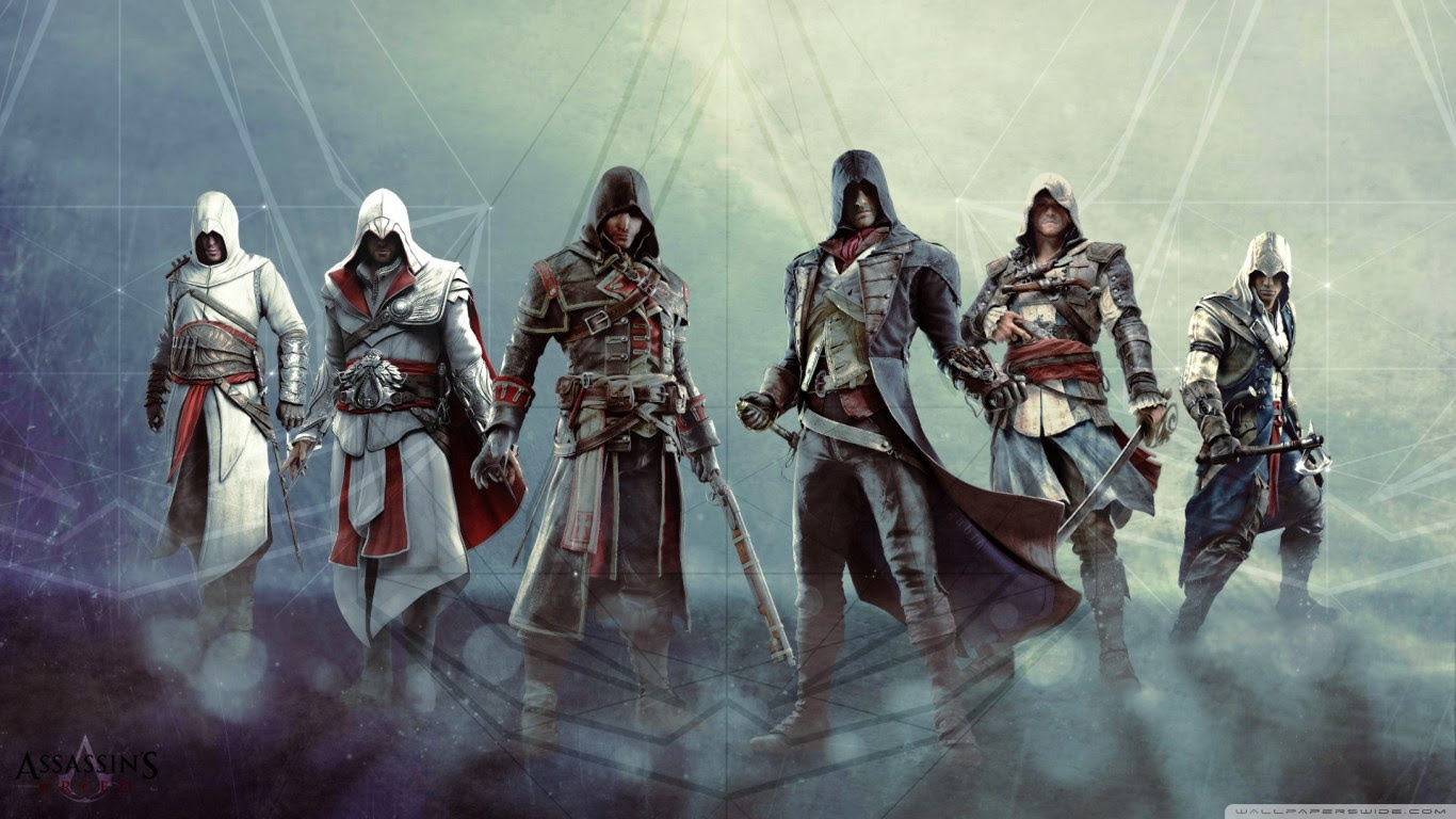 Assassin Creed Hd Wallpapers Mega Wallpapers