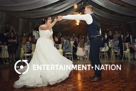 Wedding Band Review: Genuine Impress At Scott and Becca's Beautiful Buckinghamshire Wedding