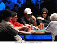 Jerry Yang at the final table (photo by Flipchip)