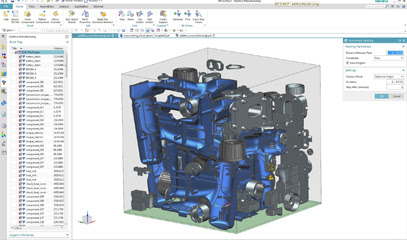 Siemens' Latest Version of NX Expands Toolset for Digitalizing the Machine Shop - Industrial Machinery Digest