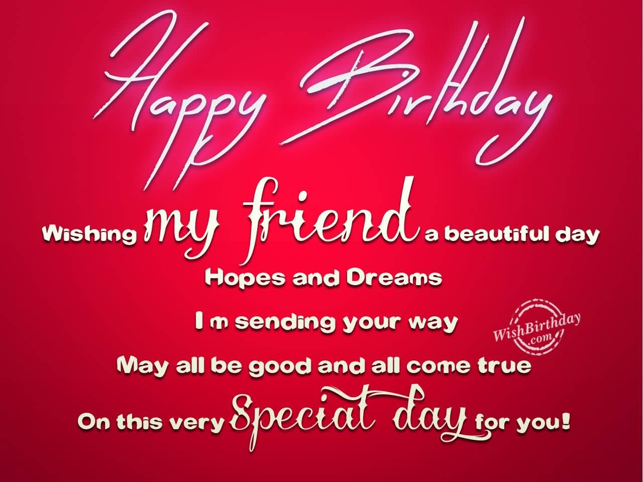 60 Spectacular Birthday Wishes And E Cards Collection Parryz