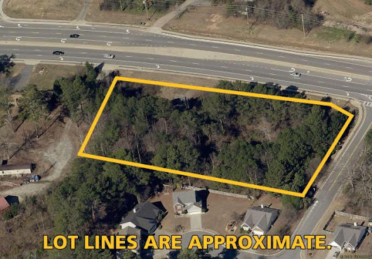 Commercial Development Opportunity - Vacant Parcel - Lawrenceville, GA