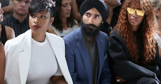 Actor And Designer Waris Ahluwalia Kicked Off Plane For His Turban