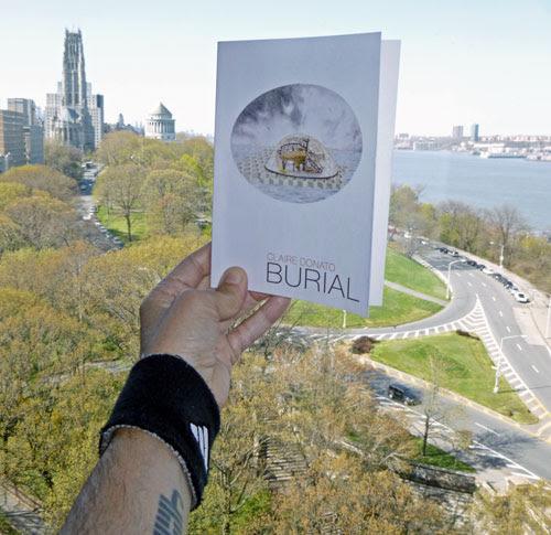 claire donato burial