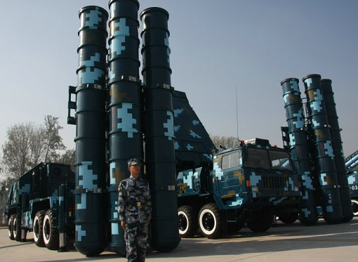 China HQ-9 SAM Surface to Air Missile System