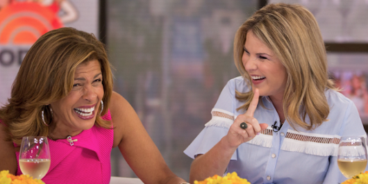 Hoda Kotb Shares Video of 'Today' Co-Host Jenna Bush Hager's Wardrobe Malfunction
