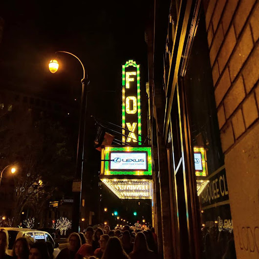 Family Stories of The Fox Theatre