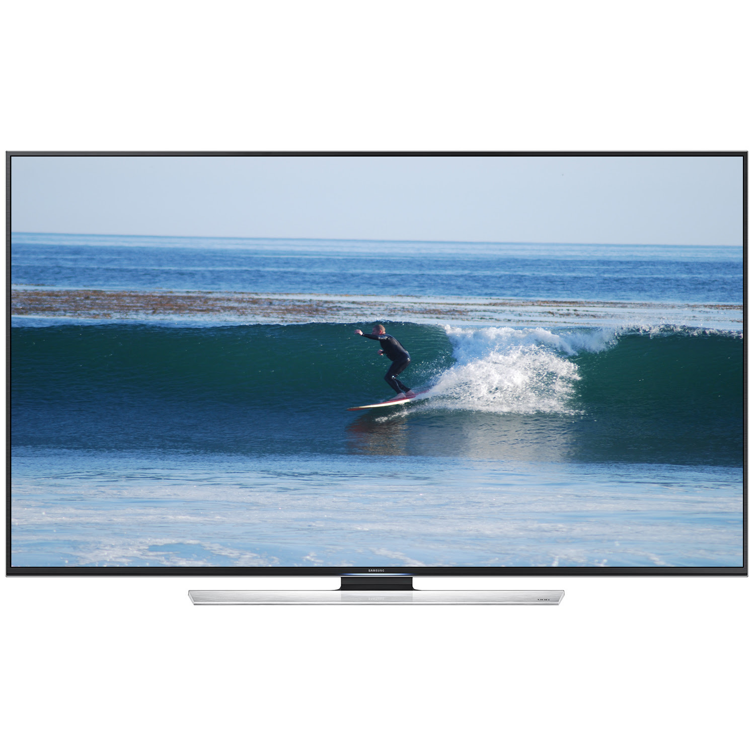 Samsung Refurbished 65 Class 4K Ultra HD 3D LED Smart Hdtv - UN65HU8500