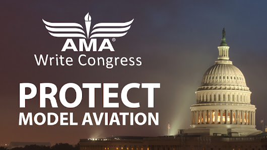 Protect the Special Rule for Model Aircraft!