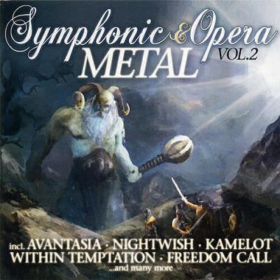 Various Artists - Symphonic & Opera Metal Vol. 2 (2016) 320 kbps