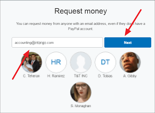 How to Send Money Request and Invoice Through Paypal