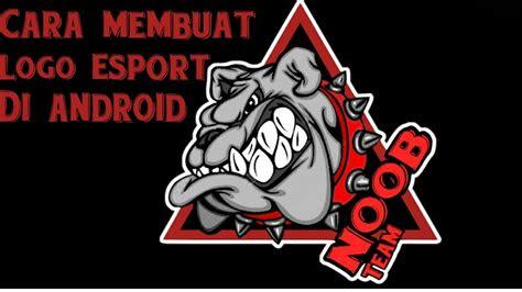 membuat logo  sport  android sepesial buat