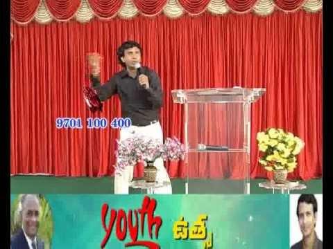 Yesayya nannu ekkichava - Christian Telugu Message by Charles P Jacob - Vijayawada
