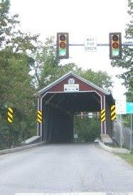 Another covered bridge I found in VA