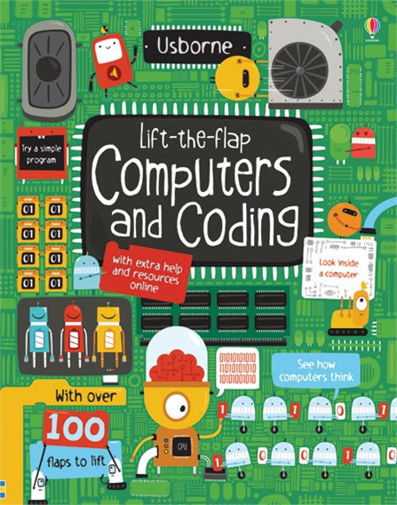 Computer and coding books from Usborne Publishing