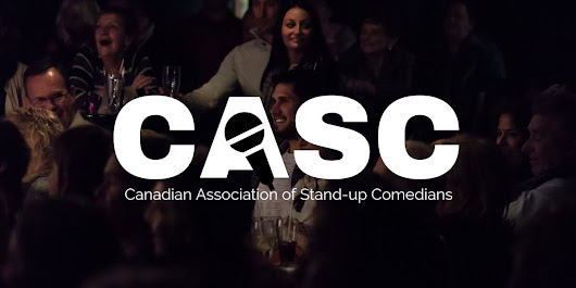Indie Comedy Producers - CASC - Canadian Association of Stand-up Comedians