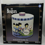 The Beatles Animated Cookie Jar #64742