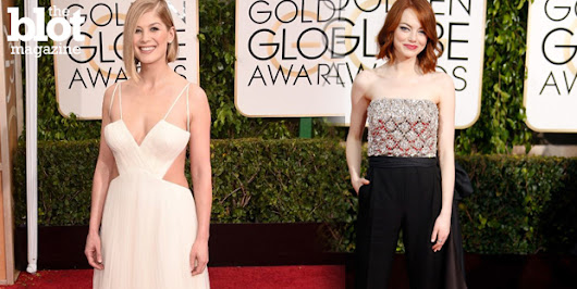 Golden Globes Best & Worst Dressed | TheBlot Magazine