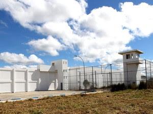 Confusão ocorreu dentro do conjunto penal de Eunápolis (Foto: Divulgação/Seap)